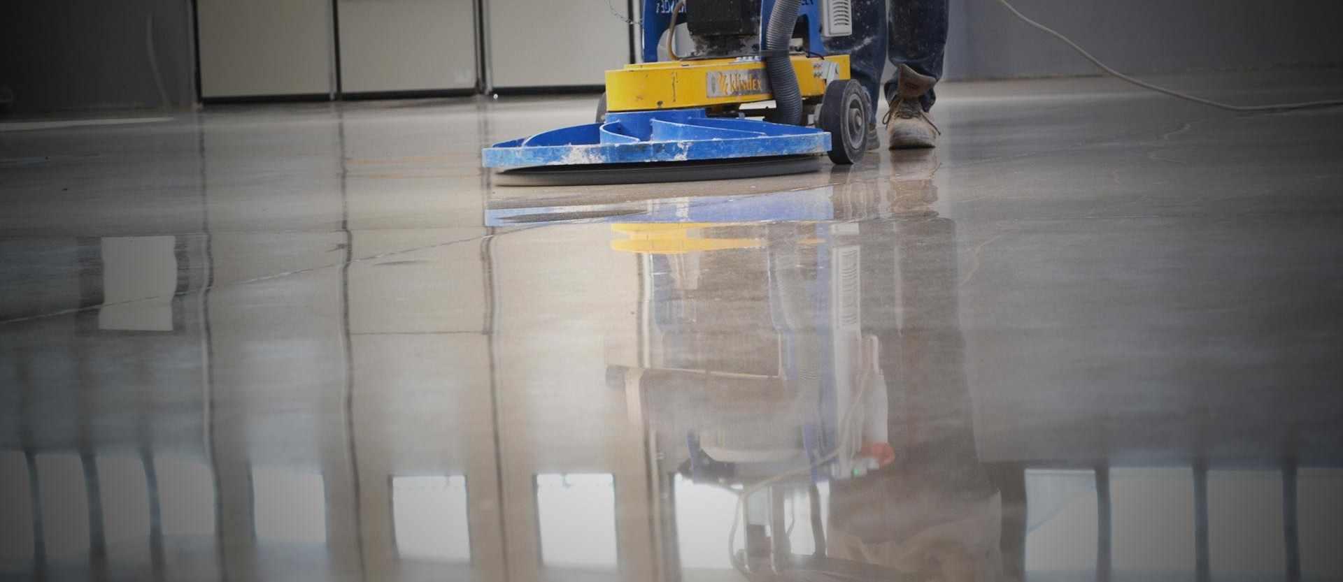 Lucidatura Pavimenti in Cemento