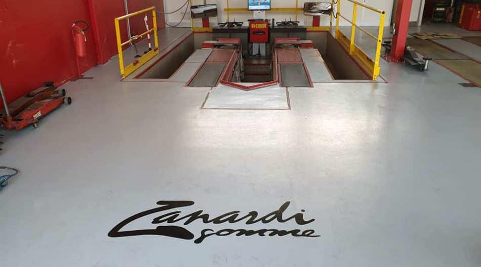 ZANARDI GOMME - Casalpusterlengo